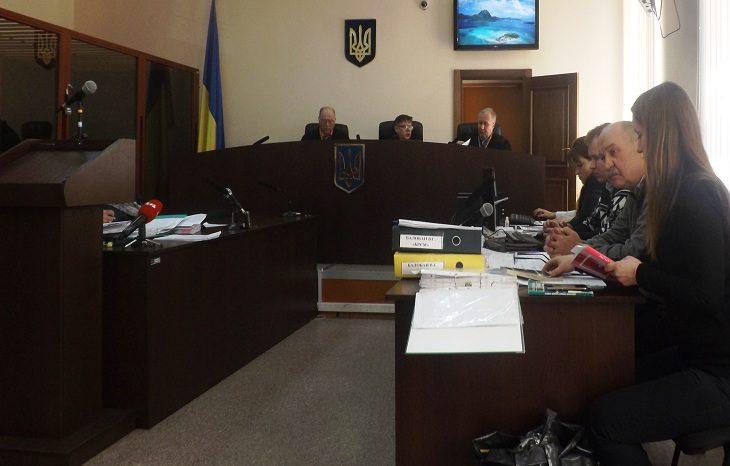 Аппелляционный суд примет окончательное решение по пожару на нефтебазе БРСМ в мае