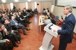 "Gunter Pauli: ""Economic development and ecological balance should be interconnected"""