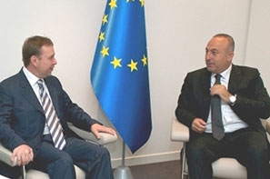 Kosterin met with PACE President