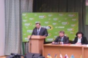 "Ukraine needs ""green"" national idea"