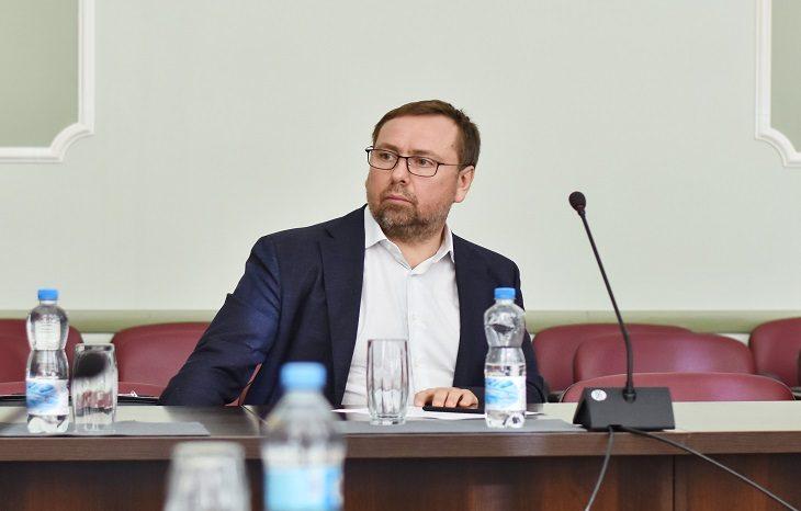 Костерин Владимир: Украине нужна «перезагрузка» страхового сектора