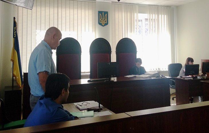 Впервые за 2 года суд рассмотрел дело, связанное с незаконной работой свалки в Крюковщине