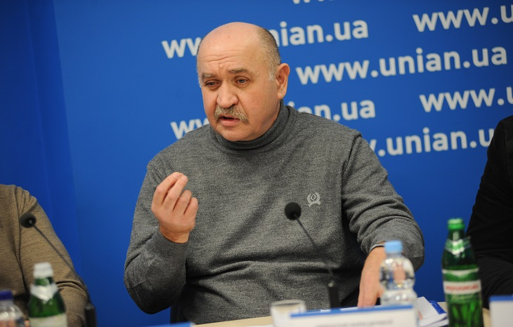 Lupeiko: environmental risks in Ukraine are the responsibility of the state
