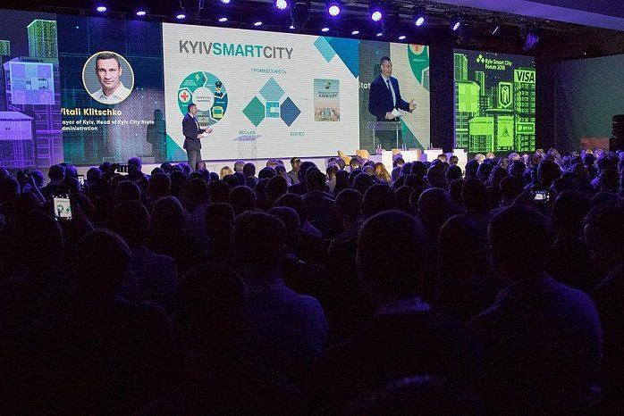 Киев получил представительство Smart City в США