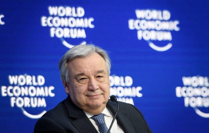 Генсек ООН назвал изменение климата «одной из ключевых проблем» современности