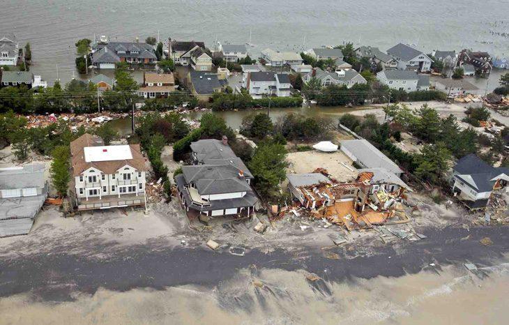 Изменение климата привело к рекордным финансовым потерям