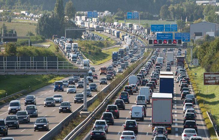 Качество воздуха в Европе значительно ниже норм ЕС и ВОЗ