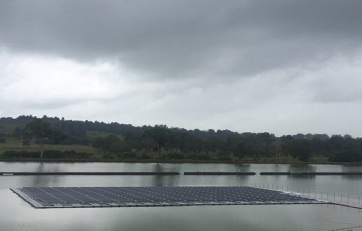 Australia's Largest Floating Solar Farm Live, Could Add Storage