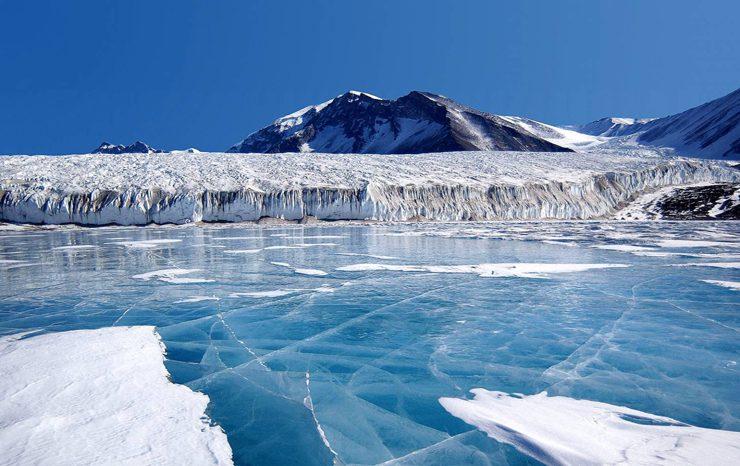 Scientists predict extensive ice loss from huge Antarctic glacier