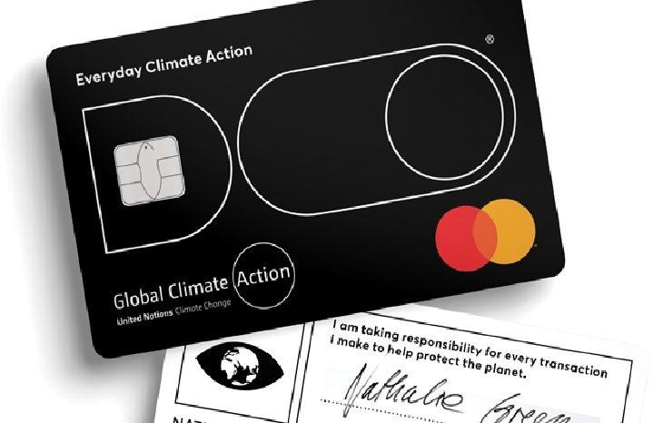 Создана кредитная карта, ограничивающая расходы на основе выбросов углерода