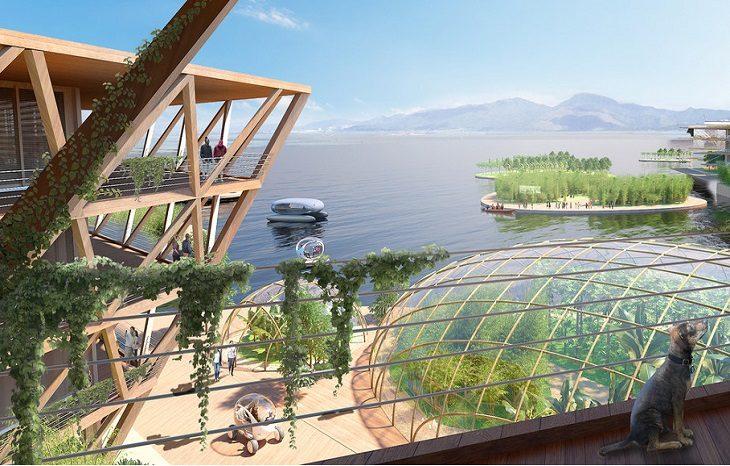 Города будущего будут возводить на воде – ООН