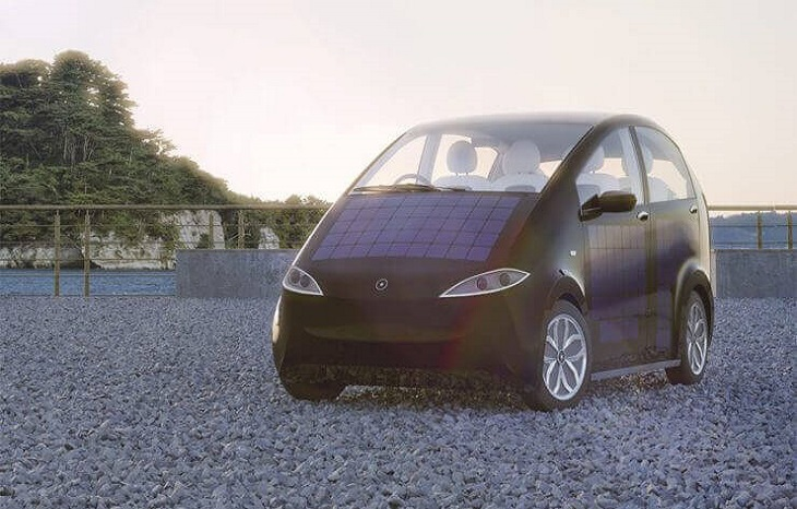 Sion. A Solarcar for everyone