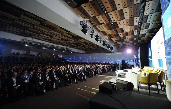 В Киеве прошел Kyiv Smart City Forum 2018