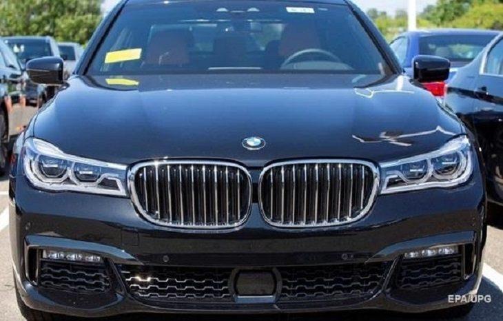 В BMW намеренно изменяли данные по выбросам СО2