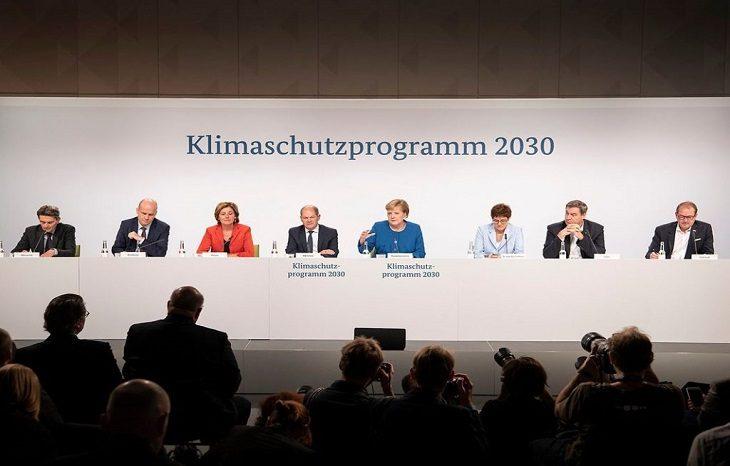 Германия утвердила «Климатический пакет»