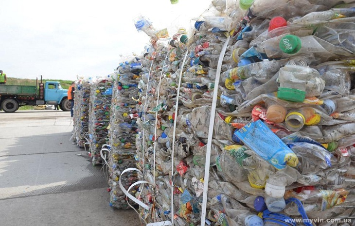Мир ожидает «пластиковое цунами»