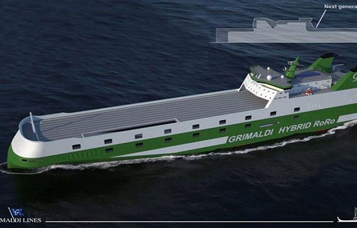 Нидерланды будут перевозить грузы на китайских «зеленых» паромах