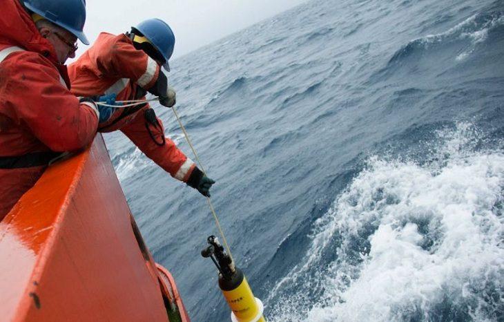 Ученые: океан стал продуцировать больше углекислого газа в атмосферу
