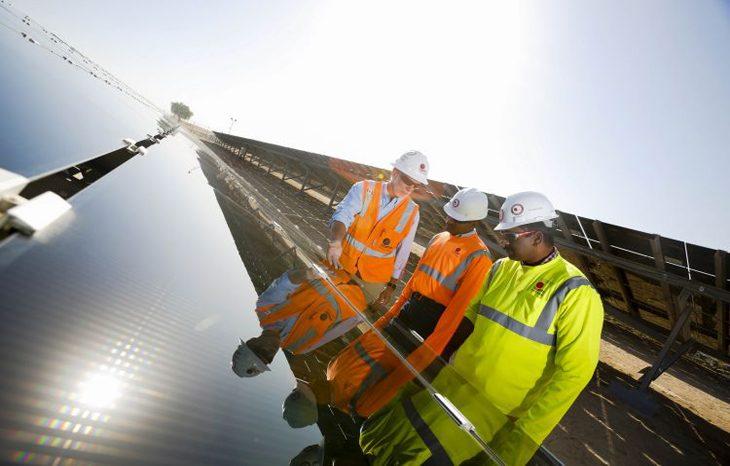 В 2017 году ожидается существенное падение цены солнечной энергии