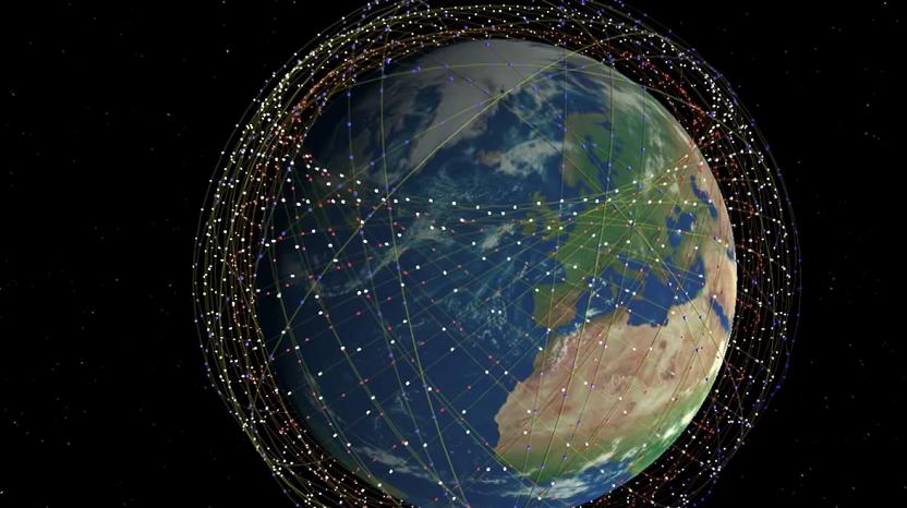 Илон Маск презентовал новое поколение смарт-спутников для интернета