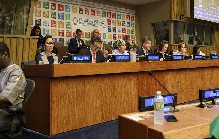 В ООН видят возможность остановить глобальное потепление