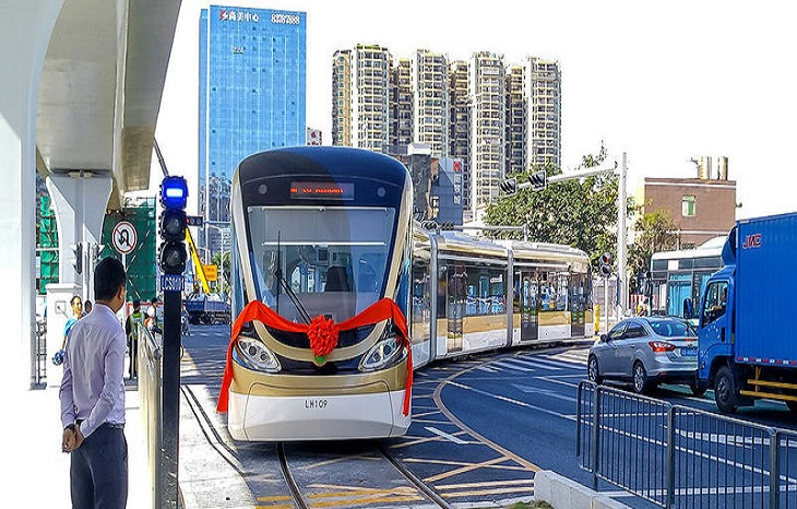 Беспилотный трамвай – будущее городского транспорта