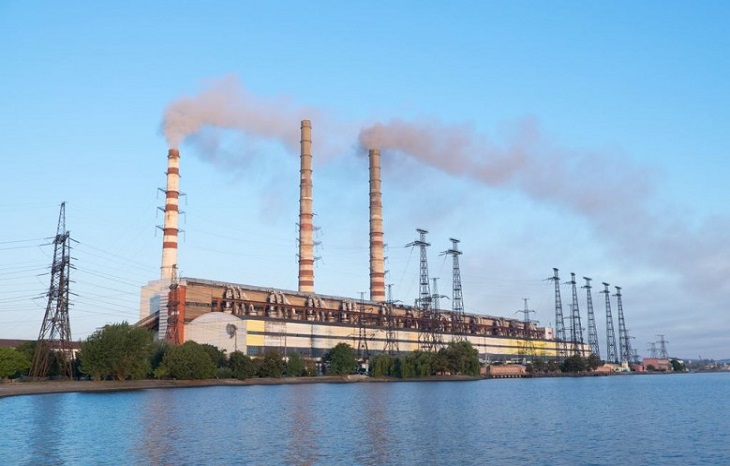 Coal-fired power plants in Ukraine pollute the air the most in Europe - research