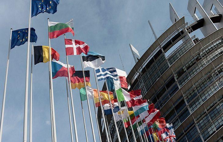 К 2050г. Евросоюз планирует сократить выбросы СО2 до нуля