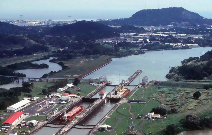 Easing impact of drought on the Panama Canal
