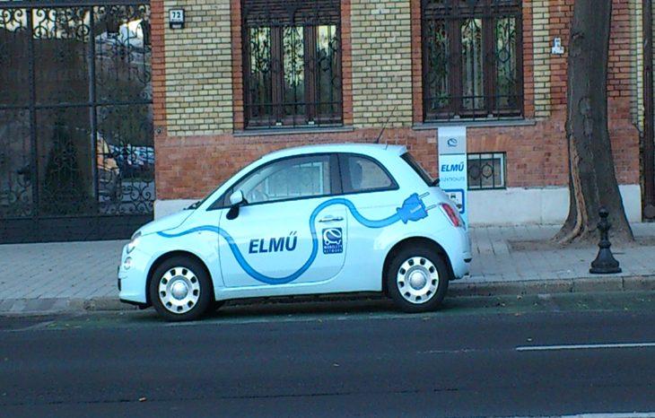 По дорогам ЕС к 2025 году будет ездить 20% электрокаров