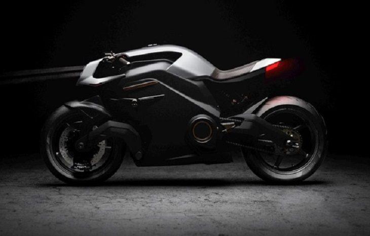 В Британии показали самый быстрый электромотоцикл