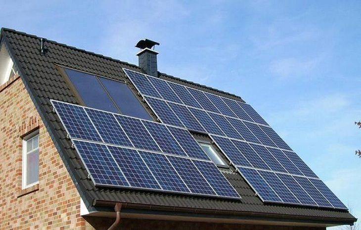 Изобретена сверх мощная солнечная панель