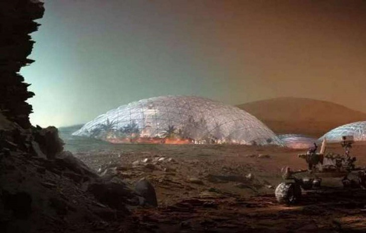 Colonizing other planets could trigger war on Earth