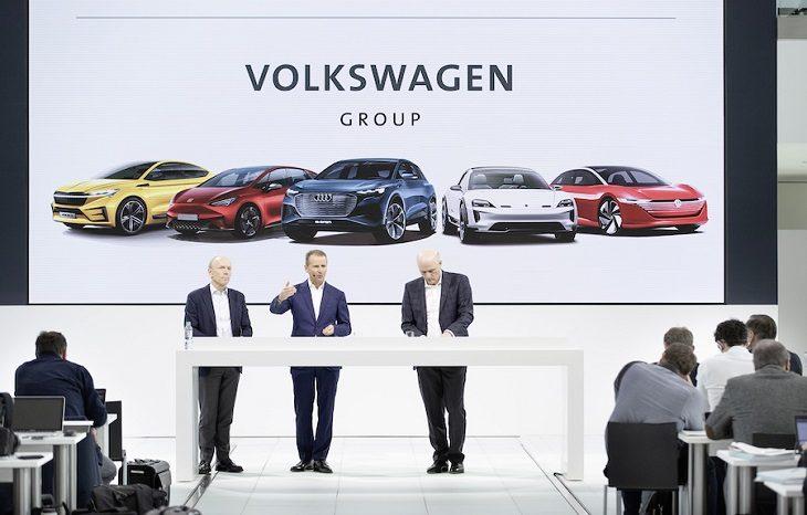 Volkswagen к 2030 году выпустит более 22 млн электрокаров