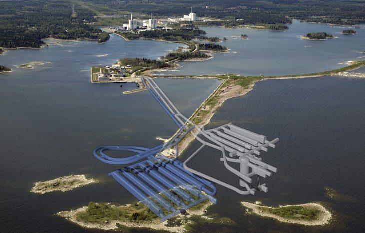 Эффективное хранение ядерного топлива на примере Швеции