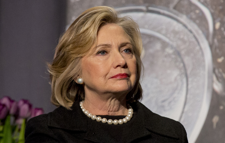 """Hillary Clinton: """"green"""" technologies will provide an additional 50 000 jobs and receipt of $35 bln. investment"""