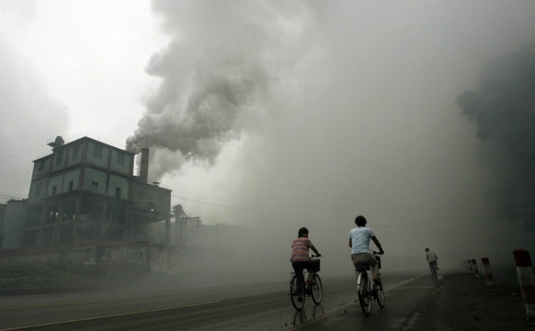 Воздух в Европе несет угрозу здоровью миллионов жителей