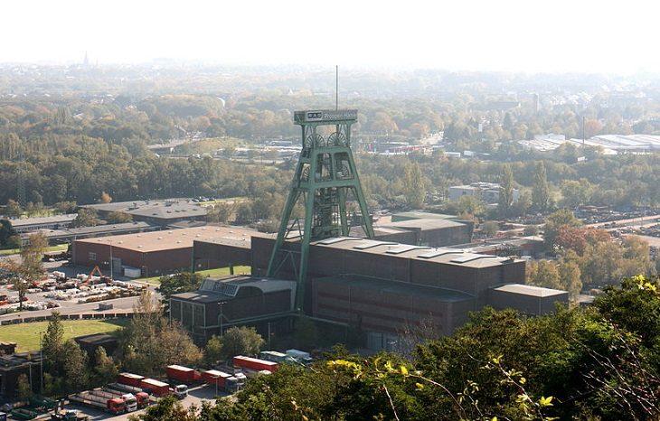 В Германии официально закрыли последнюю угольную шахту