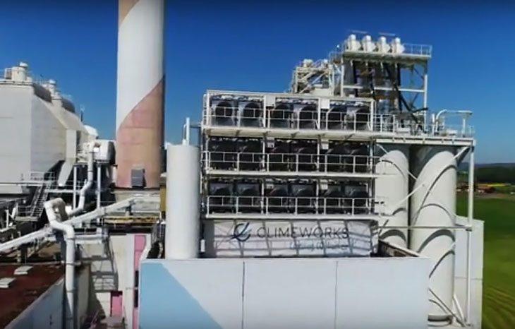 Швейцарцы первыми в мире будут перерабатывать CO2