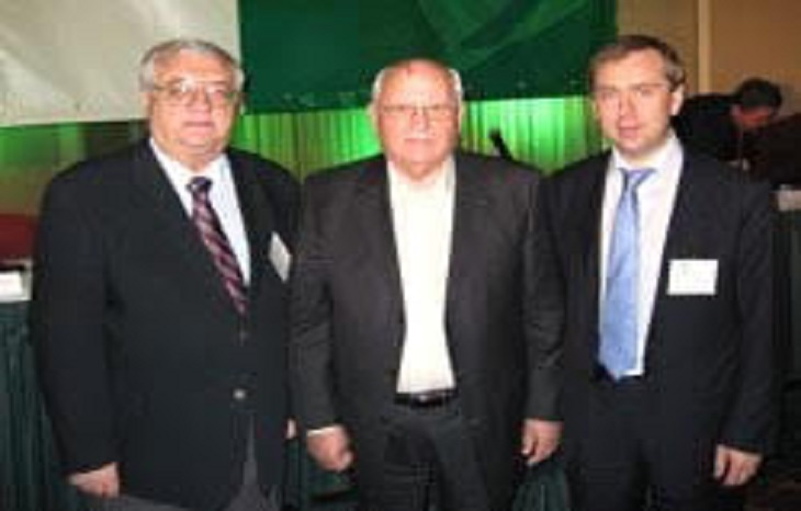 Mikhail Gorbachev is one of the founders of the world greening movement