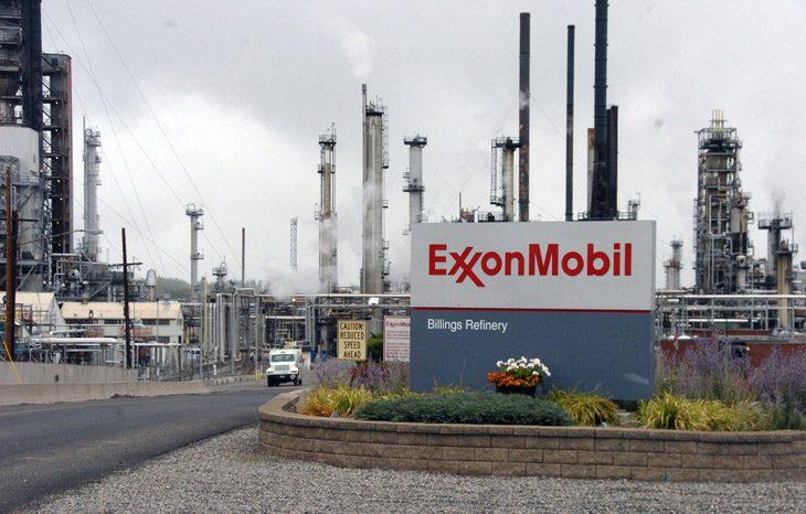Акционеры ExxonMobil призвали руководство учитывать климатические риски