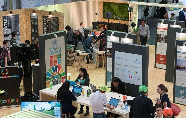 Участники Конференции по климату в Бонне приняли целый ряд инициатив