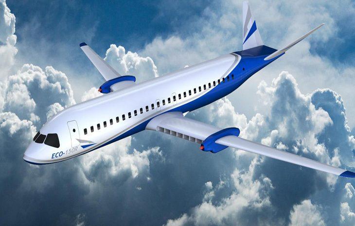 Wright Electric показал революционный электрический самолет