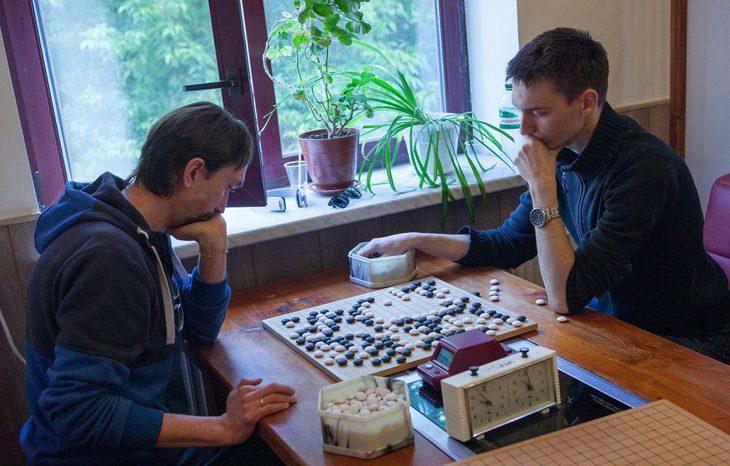 Го: игра для разума и души