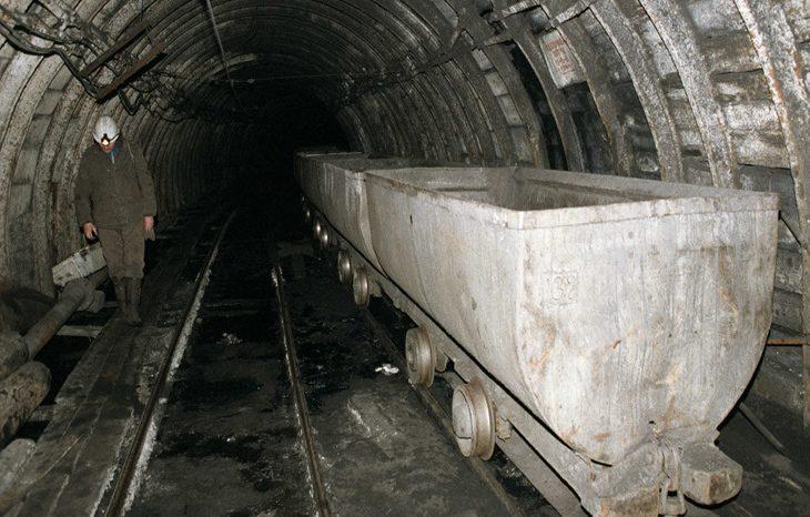 Из угольной шахты сделали хранилище «зеленой» электроэнергии