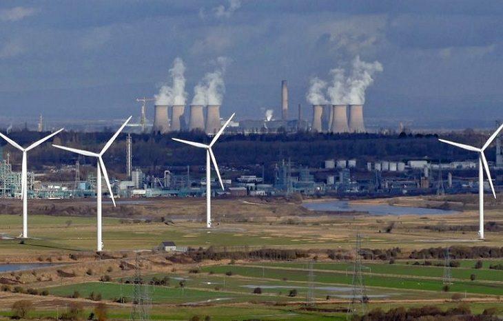 Цены на выбросы углерода в ЕС рекордно выросли, что ускорит переход на «зеленую» энергию