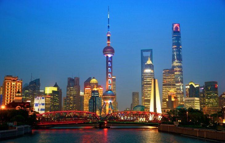 Шанхай потратит $40 млрд на умную энергетику, электротранспорт и цифровые технологии