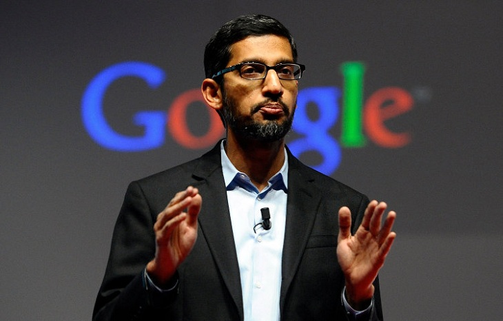 Google CEO Sundar Pichai says AI is more profound than electricity and fire
