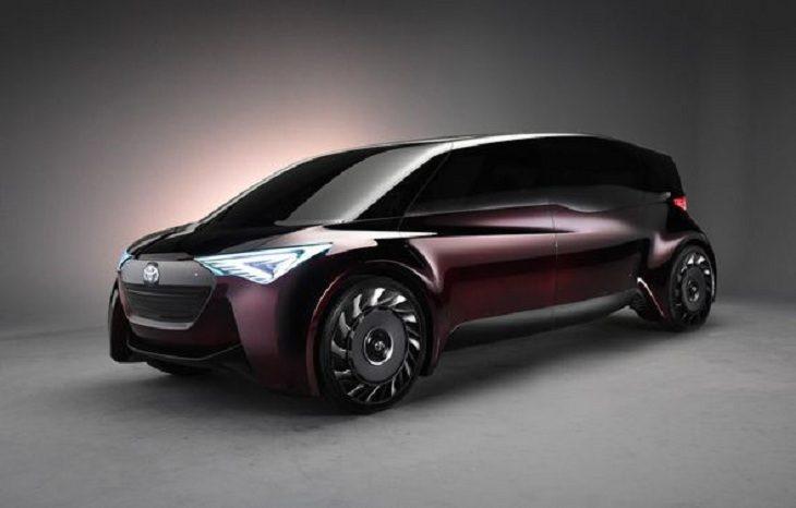 Водородный минивэн от Toyota с дальностью хода 1000 км