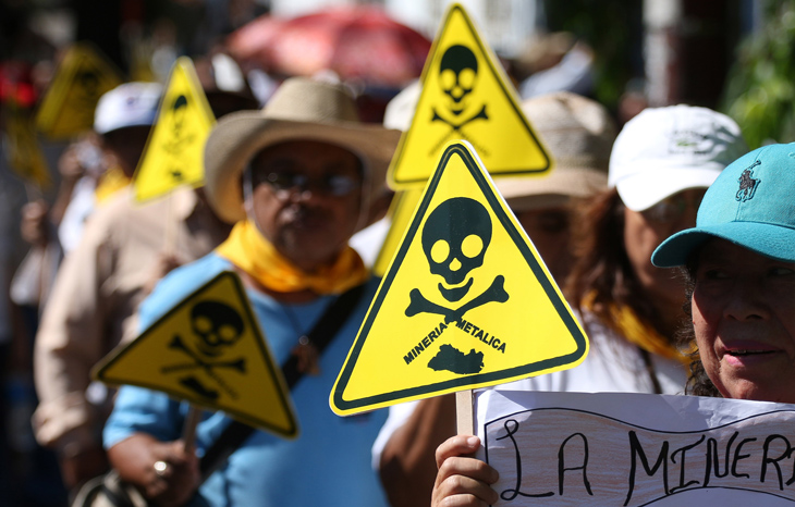 El Salvador becomes first country to ban metals mining nationwide